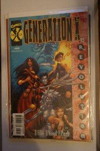 Generaciòn Mutante (ES) #11 (2001)
