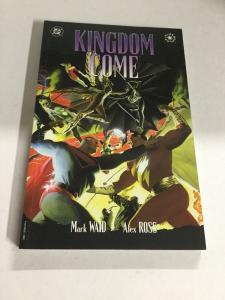 Kingdom Come Nm Near Mint DC Comics Alex Ross SC TPB