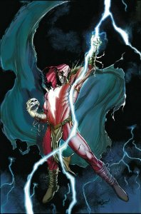 INFECTED KING SHAZAM (2019 DC) #1 PRESALE-11/06