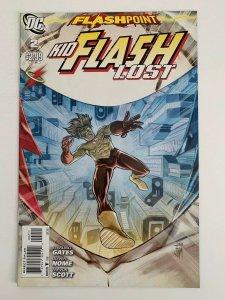 Flashpoint Kid Flash Lost #2 2011 DC Comics NM