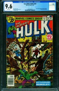 INCREDIBLE HULK #234-FIRST QUASAR-CGC 9.6-MARVEL HIGH GRADE 2041560013