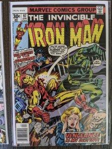 Iron Man #97 (1977)