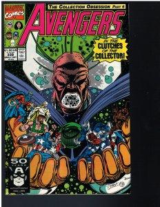 Avengers #339 (Marvel, 1991)