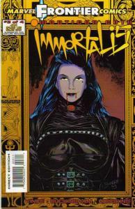 Mortigan Goth: Immortalis #3, NM (Stock photo)
