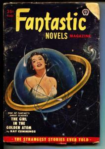 Fantastic Novels-Pulp-6/1951-Ray Cummings-Otis Adelbert Kline