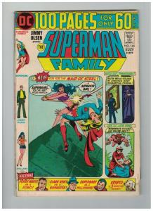 SUPERMAN FAMILY 165 VG 100 PAGE GIANT