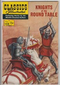 Classic Comics #108 (Jun-53) FN- Mid-Grade