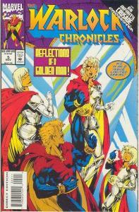 Warlock Chronicles #5, VF+ (Stock photo)