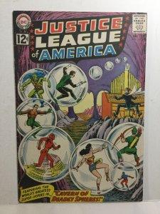 Justice League Of America 16 Fn Fine 6.0 DC Comics