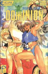 Dominion (1990 series) #4, NM (Stock photo)