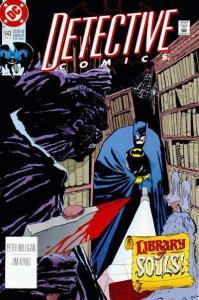 Detective Comics (1937 series) #643, NM (Stock photo)