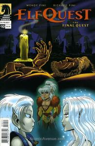 Elfquest: The Final Quest (2nd Series) #10 VF/NM; Dark Horse | save on shipping