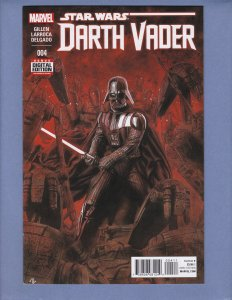 Darth Vader #4 NM Star Wars Marvel 2015