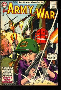 Our Army at War #142 (1964)