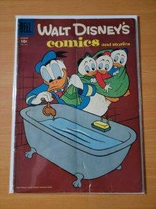 Walt Disney Comics and Stories #215 ~ VERY GOOD VG ~ 1958 DELL Comics