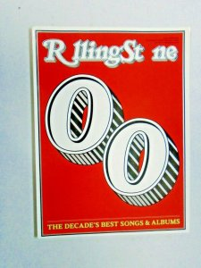 Rolling Stone Magazine #1094 Best Albums of 2000's