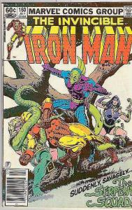 Iron Man #160 (Jun-83) FN Mid-Grade Iron Man