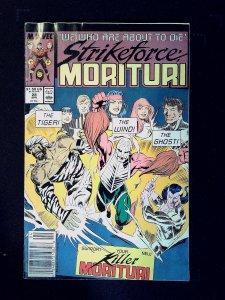 Strikeforce: Morituri #28 (1989)