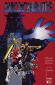 Micronauts (Image) #1 VF/NM; Image | save on shipping - details inside