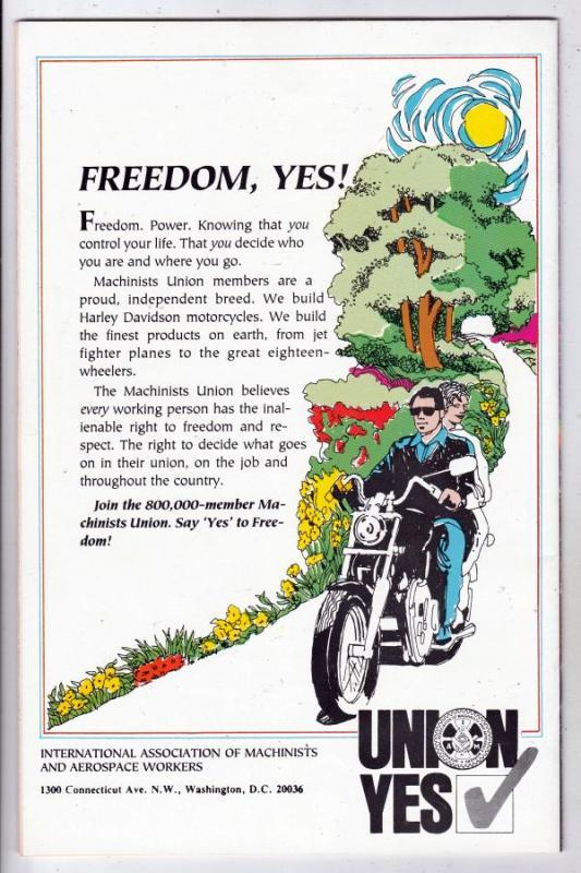 Harley Rider #1 (Jan-88) VF/NM High-Grade