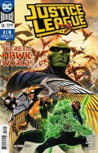 Justice League #14 Main Cvr (DC, 2019) NM