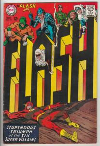 Flash, The #174 (Nov-67) VF/NM High-Grade Flash