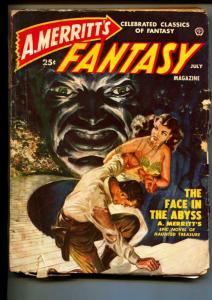 Fantasy-Pulp-7/1950-A. Merritt-Eric North