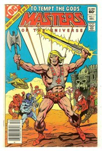 Masters Of The Universe 1   He-Man   DC