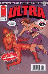 Ultra #8 VF/NM; Image | save on shipping - details inside
