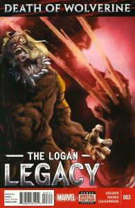 Death of Wolverine: The Logan Legacy #3 VF/NM; Marvel | save on shipping - detai