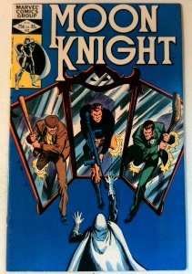Moon Knight #22 Marvel 1982 VF/NM Bronze Age 1st Printing Comic Book