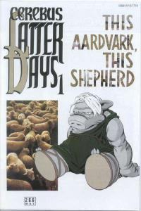 Cerebus the Aardvark #266, NM- (Stock photo)