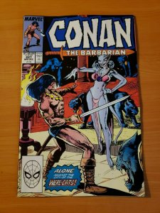 Conan The Barbarian #227 Direct Market Edition ~ NEAR MINT NM ~ 1989 Marvel
