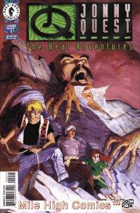 JONNY QUEST REAL ADVENTURES (1996 Series) #2 Very Good Comics Book