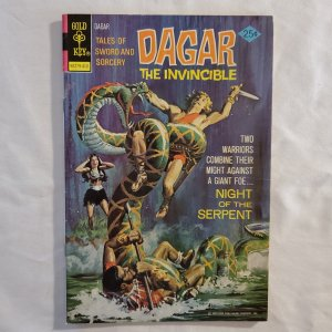 Dagar the Invincible #9 Fine
