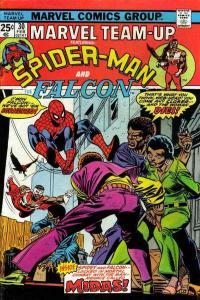 Marvel Team-Up (1972 series) #30, VG+ (Stock photo)