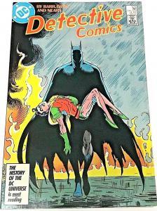 DETECTIVE COMICS#574 VF 1987  DC COMICS