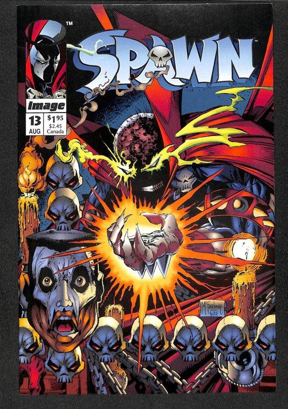Spawn (ES) #13