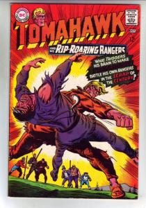 Tomahawk #112 (Oct-67) VF/NM+ High-Grade Tomahawk and his Rangers