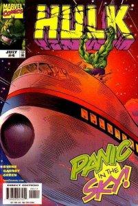 Hulk (1999 series) #4, NM- (Stock photo)