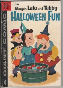 Dell Giant #23 (Oct-57) VG Affordable-Grade Little Lulu, Tubby