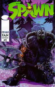 Spawn FAN #2 FN; Image | save on shipping - details inside