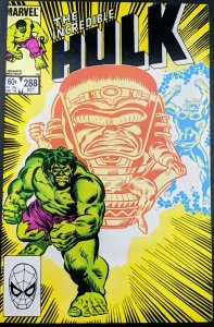 The Incredible Hulk #288 AMAZING CONDITION AND - FREE SHIPPING!