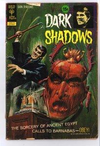 Dark Shadows #16 (1972)