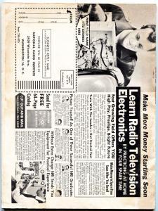ALL MAN-04/1965-STANLEY PUBS-NAZI MENACE NAKED GIRL-TERROR-PULP-EXPLOITATION