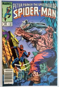 Peter Parker, Spectacular Spider-Man #88 RARE MARK JEWELERS EDITION