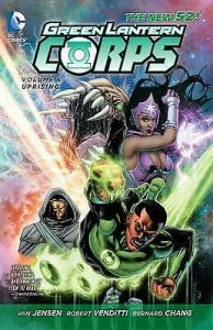 Green Lantern Corps (3rd Series) TPB #5 VF/NM; DC | save on shipping - details i