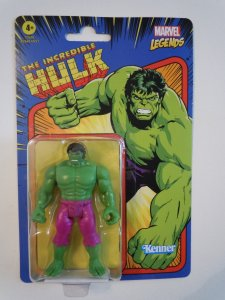 Incredible Hulk Marvel Legends RETRO 3.75 Collection (2021)