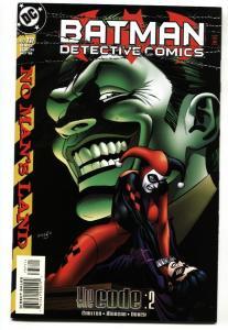 Detective Comics #737 Harley Quinn issue-DC 1999 NM-