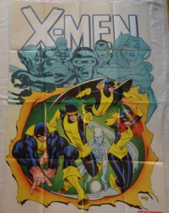 X-MEN Promo Poster, 24 x 36, 2011, MARVEL, Unused more in our store 237